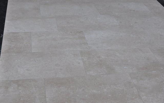 Kalksteen vloertegels   Norvold International   Groothandel in Natuursteen