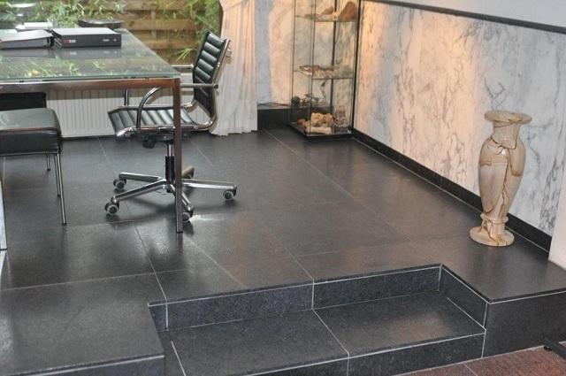 Bekend Granieten vloeren - Norvold International - Groothandel in Natuursteen DU61