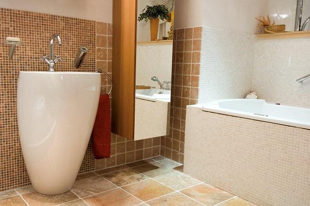 Travertin Voor Badkamer : Natuursteen geschikt voor natte ruimtes norvold international